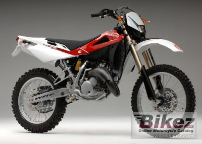 2007 Husqvarna WRE 125 photo