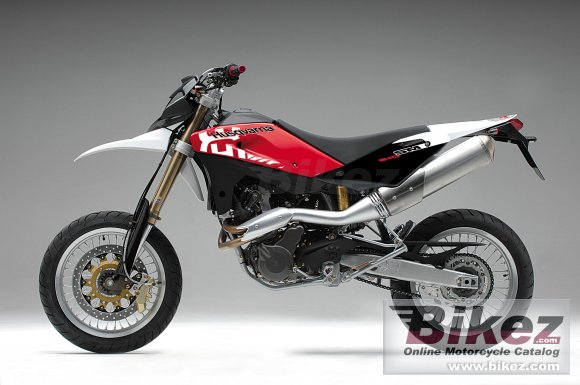 2008 Husqvarna SM 610ie photo