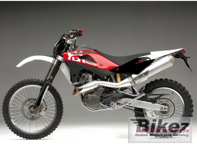 2010 Husqvarna TE610ie photo