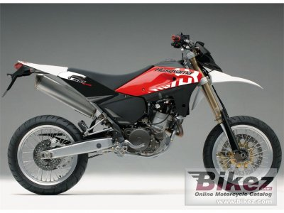 2010 Husqvarna SM610ie specifications and pictures