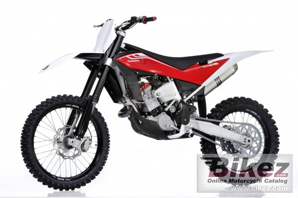 2011 Husqvarna TC449 photo