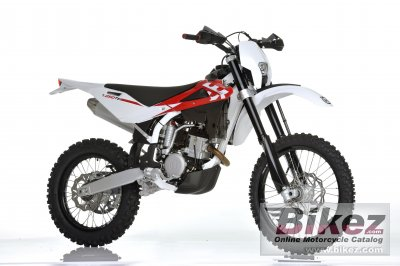2011 Husqvarna TE250 photo