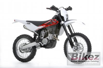 2012 Husqvarna TE250 photo
