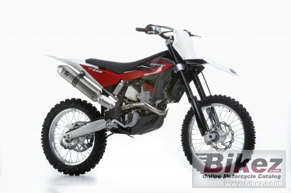 2012 Husqvarna TC449 photo