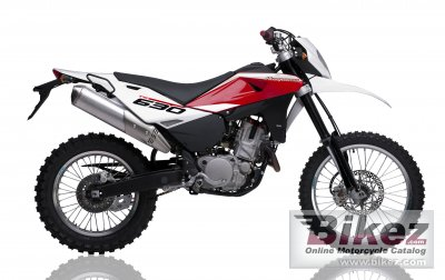 2012 Husqvarna TE630 photo