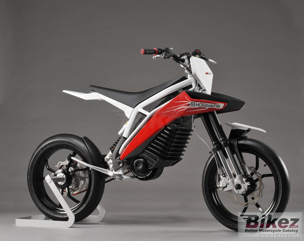 Big Husqvarna concept e-go picture and wallpaper from Bikez.com