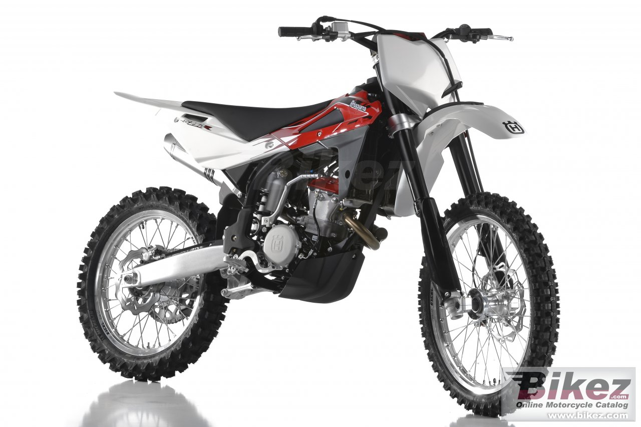 Big Husqvarna tc250r picture and wallpaper from Bikez.com