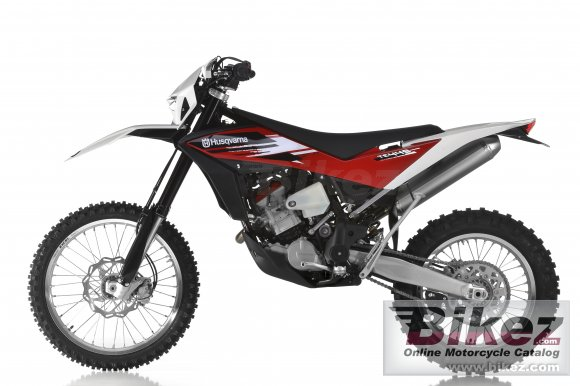 2013 Husqvarna TE449 photo