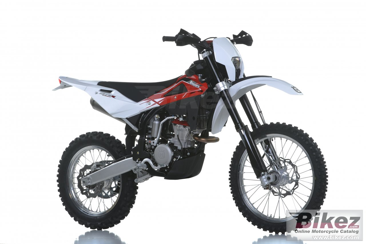 Big Husqvarna te250r picture and wallpaper from Bikez.com