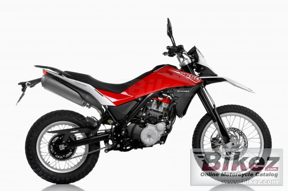 2013 Husqvarna TR650 Terra photo