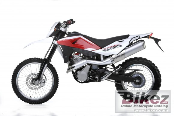 2013 Husqvarna TE630 photo