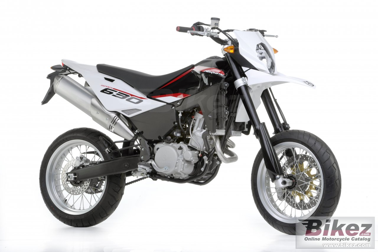 Big Husqvarna smr630 picture and wallpaper from Bikez.com
