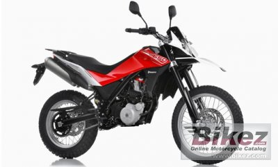 2014 Husqvarna TR650 Terra photo