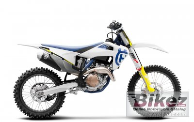 2020 Husqvarna FC 250