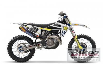 2020 Husqvarna FC 450 Rockstar Edition