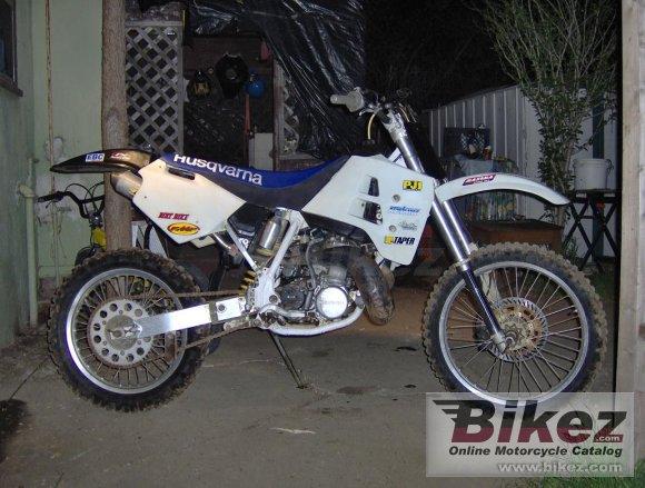 Husqvarna WR 350