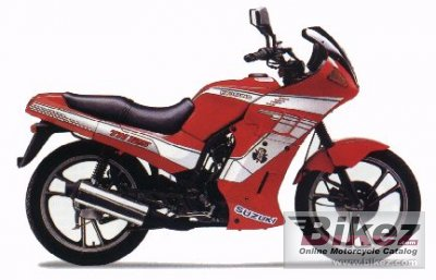 1999 Hyosung TN 125 photo