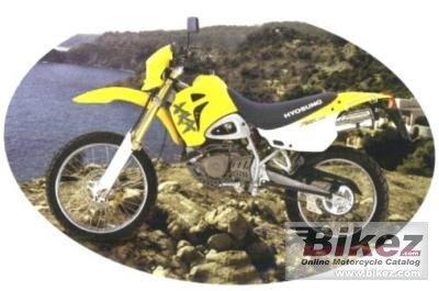 2001 Hyosung Xrx 125 Specifications And Pictures