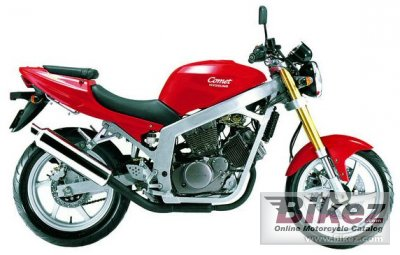 2003 Hyosung Comet 250 photo