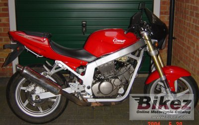 2004 Hyosung GT 250 Comet photo
