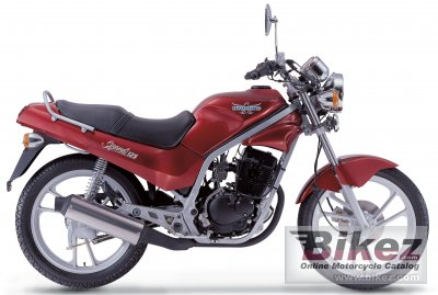 2005 Hyosung GF 125 photo