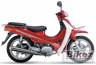 2005 Hyosung KR 110 photo