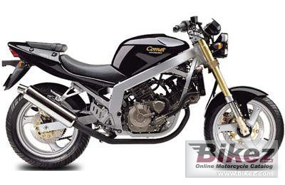 2005 Hyosung GT 250 Comet photo