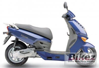 2005 Hyosung MS1 150