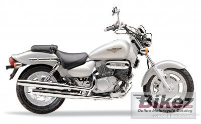 2006 Hyosung Aquila 125 photo
