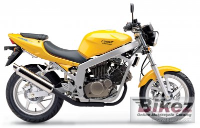 2006 Hyosung GT 125 photo