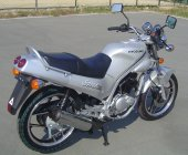 2006 Hyosung GF 125 E photo