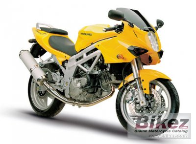 2007 Hyosung GT650S Sport - Comet 650 S photo