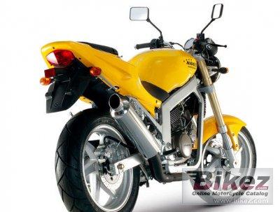 Hyosung Hyosung GT 250 Naked / GT 250 Comet - Moto