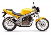 2007 Hyosung GT125 Naked / GT125 Comet photo