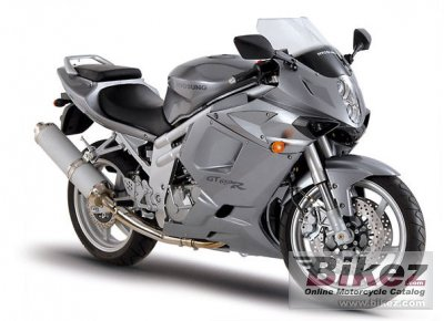 2007 Hyosung GT650R Sporttouring - Comet 650 R specifications and