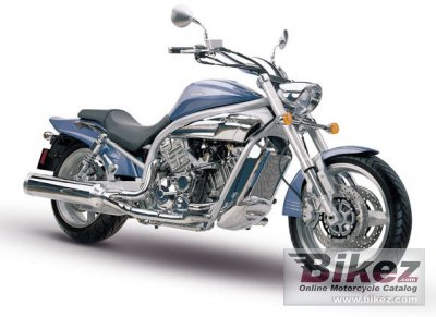 2007 Hyosung GV650 Aquila - GV650 Cruiser specifications and pictures