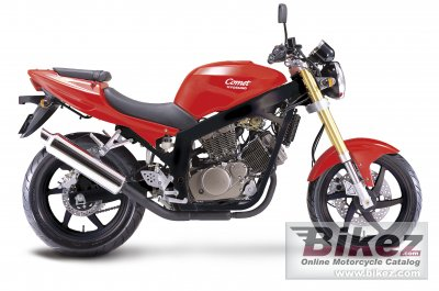 2008 Hyosung GT250 photo