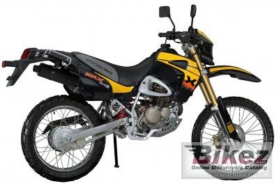 2008 Hyosung RX125D-E