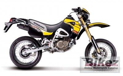 2008 Hyosung RX125SM
