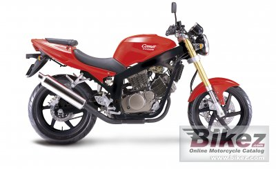2009 Hyosung GT 250 photo
