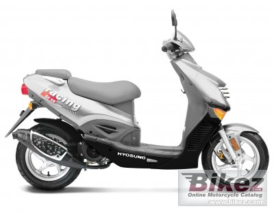 2009 Hyosung SF 50B photo