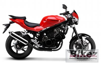 2010 Hyosung GT 250 photo