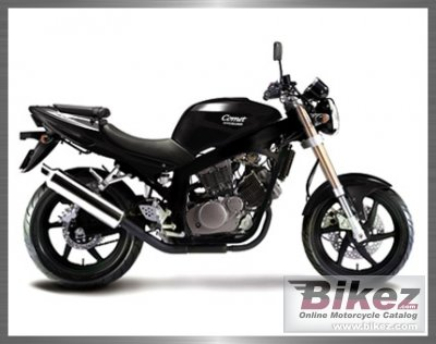 2011 Hyosung GT250 photo