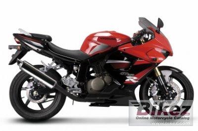 2012 Hyosung GT250R