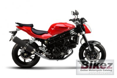 2013 Hyosung GT650 photo