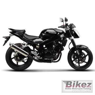 2013 Hyosung GT125 photo