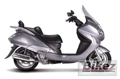 2013 Hyosung MS3-250