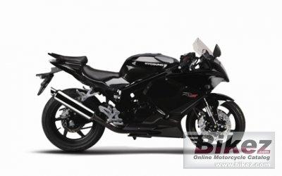 2017 Hyosung GT250R
