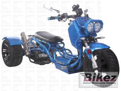 2016 Ice Bear 150-19N Trike