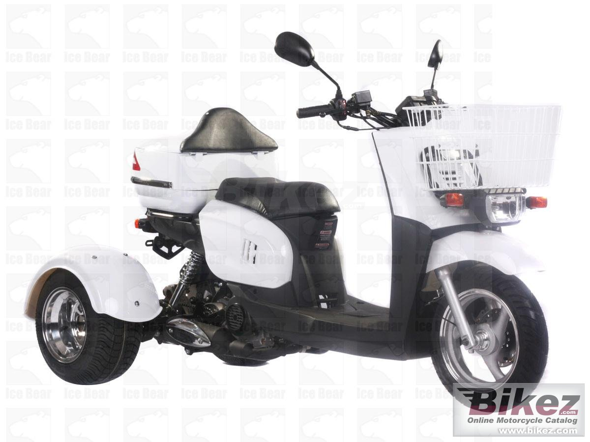 Ice Bear Mini Cruzzer 50 Trike